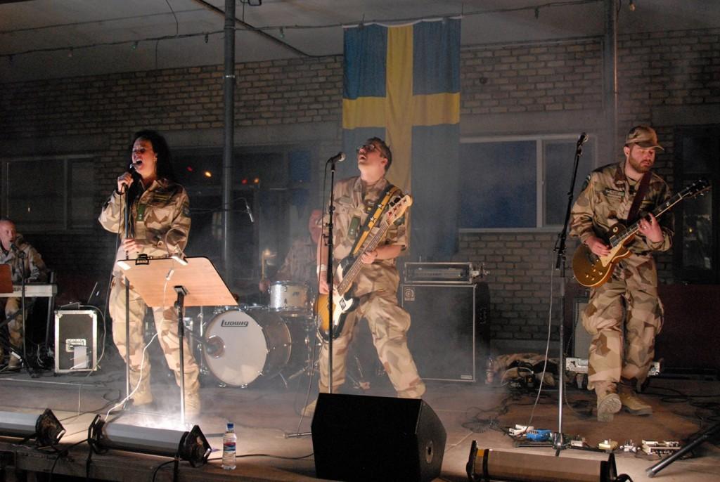 Foto: Sara Ljungwald/Försvarsmakten