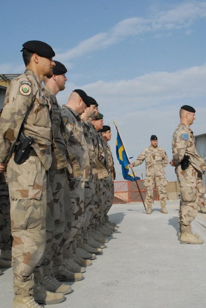 Foto: Linda Kits/Försvarsmakten