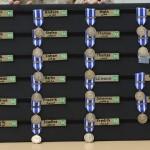 Medaljerna är redo!