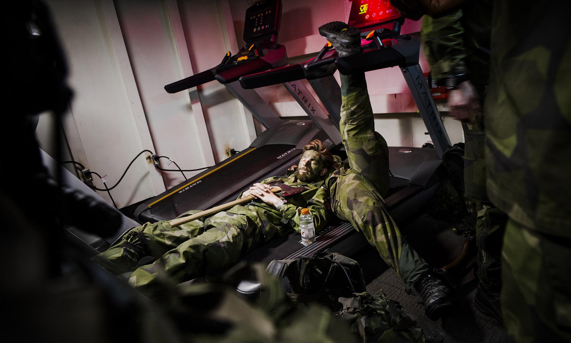 Amfibieskytte på BALTOPS – Combat Camera