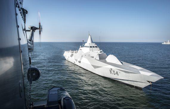 HMS Nyköping.