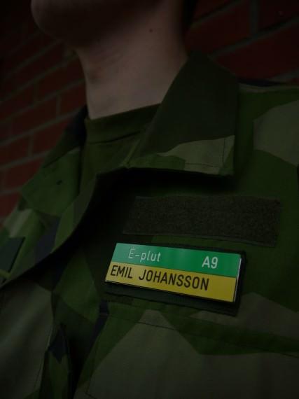 En annan del av Försvarsmakten