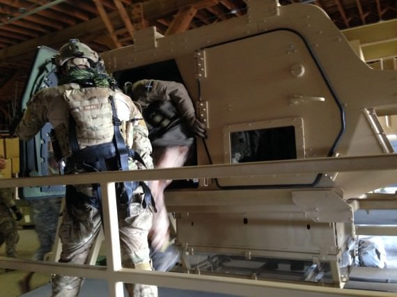 HMMWV Egress Assistance Training (HEAT)