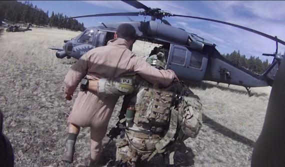 PJ_Sve ilastning helikopter