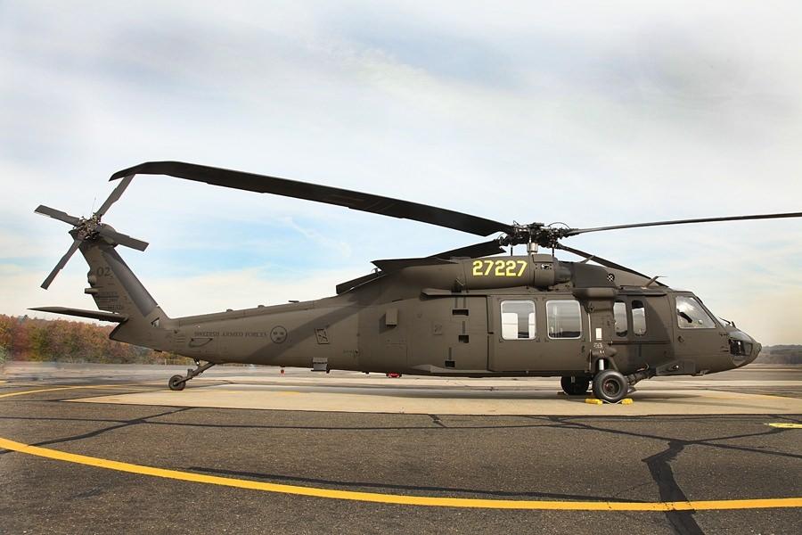 Regeringen vill kopa black hawk