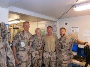 Operations ISAF SAE UH-60 Blackhawk i Afghanistan.