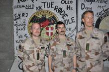 Från vänster: Marcus, Joel och Pontus