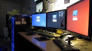 Övervakningscentralen för sambandet hos SAE SAF
