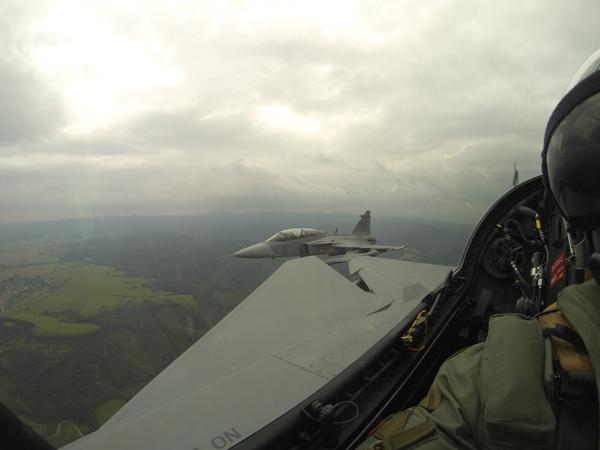 Foto: TU JAS39/Försvarsmakten