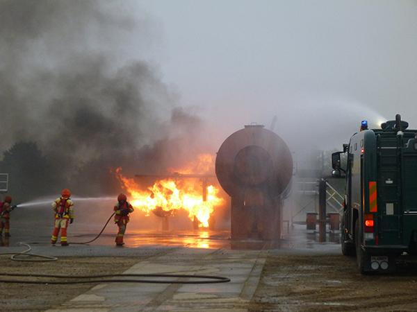 Som specialistofficer inom funktionen R3 kan man tjänstgöra som räddningsledare