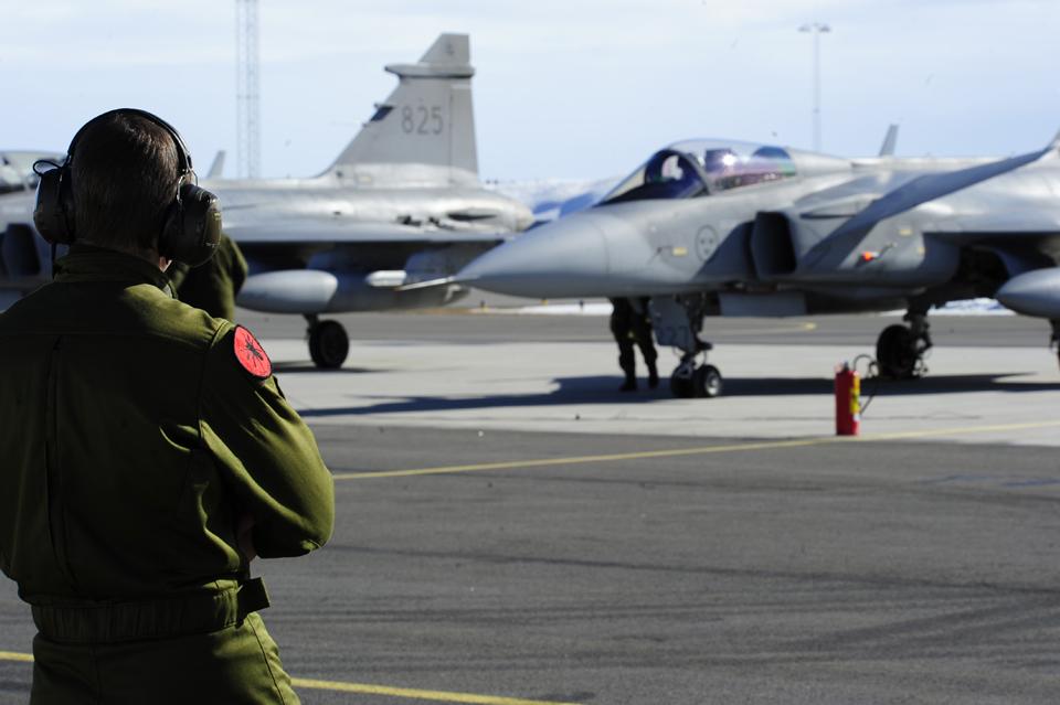 Foto: Louise Levin/Försvarsmakten