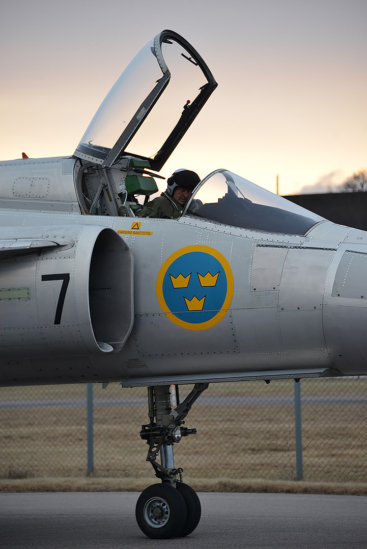 SAAB 37 Viggen 50 år – Flygvapenbloggen
