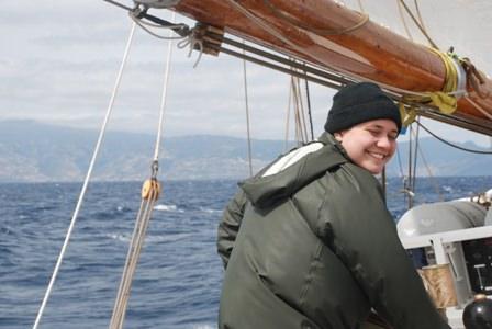 Elev Hedvall styr mot Madeira
