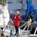 Blivande sjöman