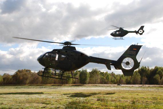 Take-off och landing