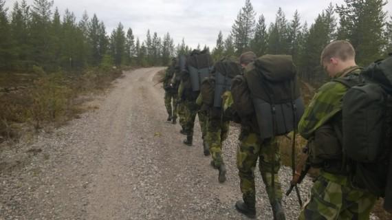 Foto: Arméns jägarbataljon