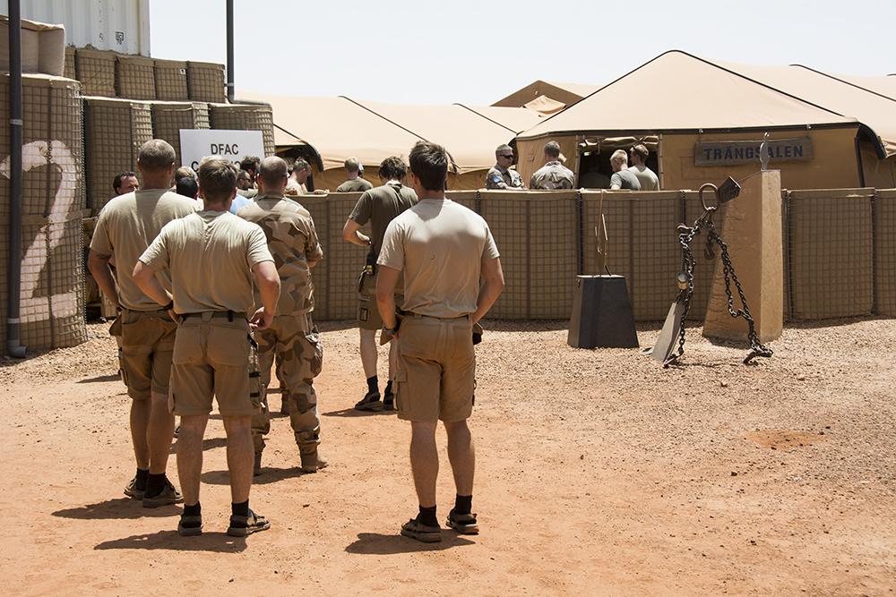 Livet på Camp Nobel – del 2 – Malibloggen