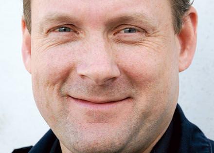 Magnus Jönsson är ny chef för 3.sjöstridsflottiljen.