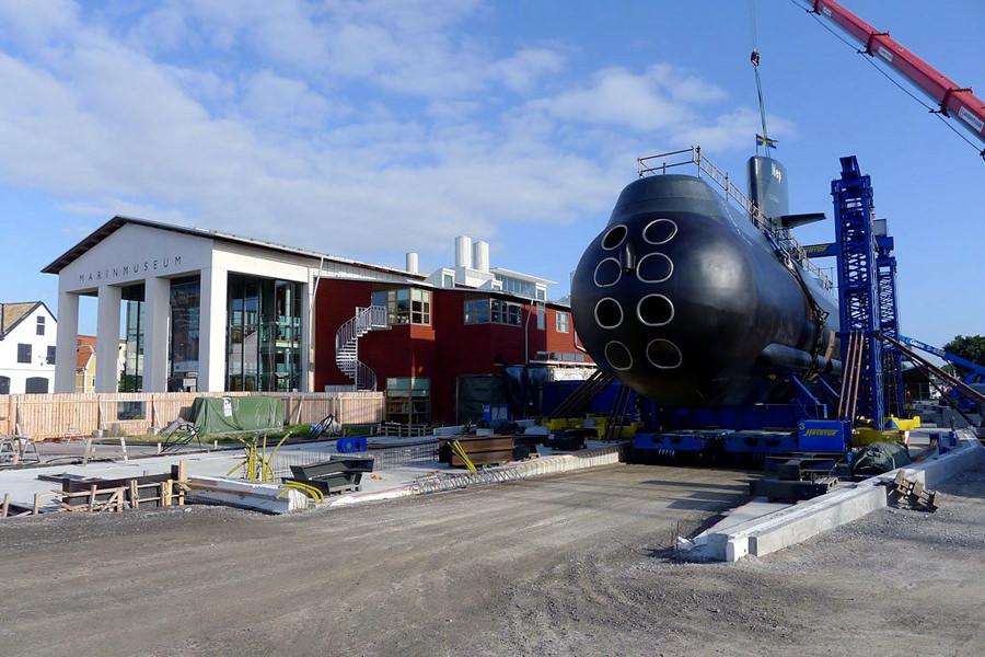 neptun ubåt