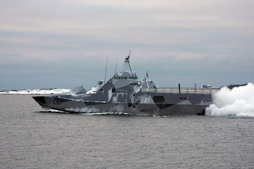 Arkivbild på HMS Nyköping