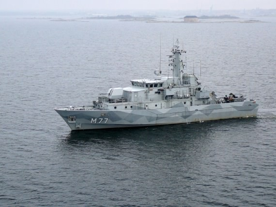 HMS _Ulvön