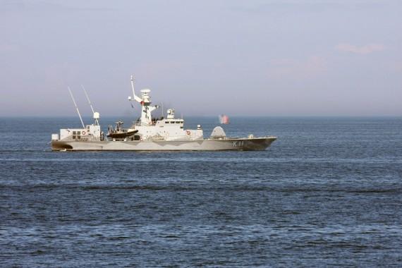 Under SweFinex 2014. Foto: Jimmie Adamsson/Försvarsmakten