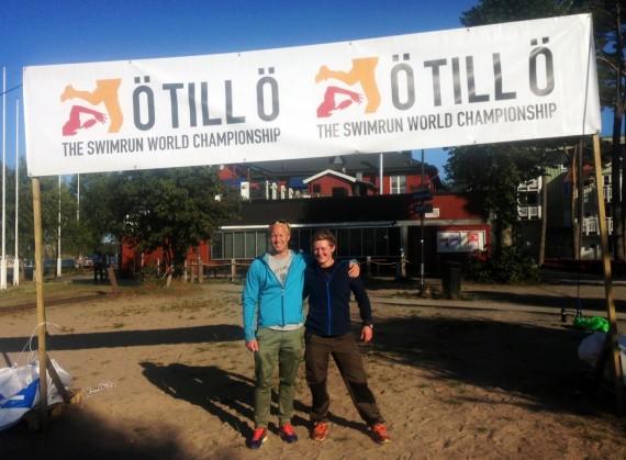 Starten går i Sandhamn och målet är på Utö. De tävlander har på sig 14,5h innan de plockas av banan.