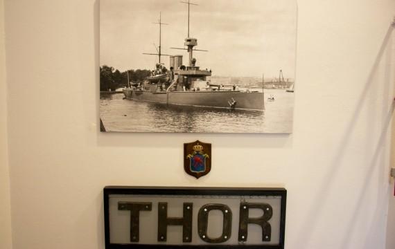 HMS Thor