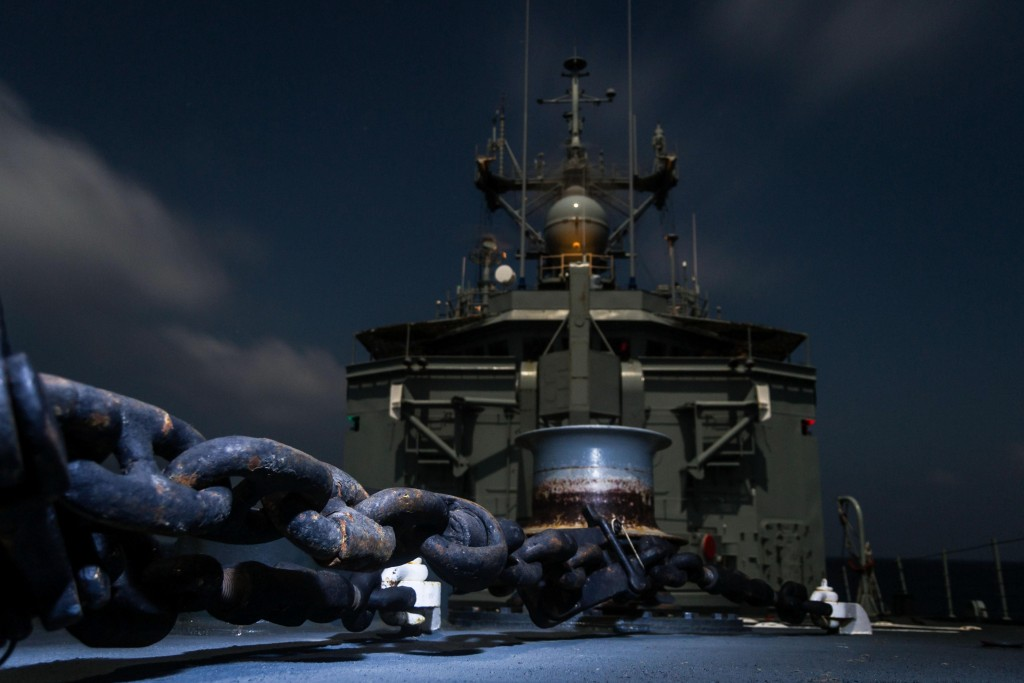 Spansk Fregatt ESPS Victoria