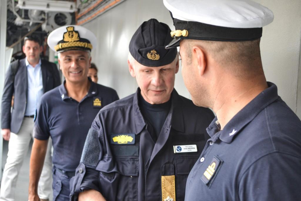 I samtal med FC ITS Carabiniere