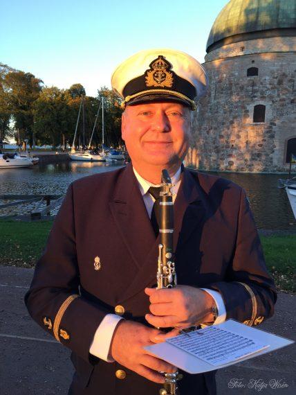 Nils-Olof Friberg, klarinett