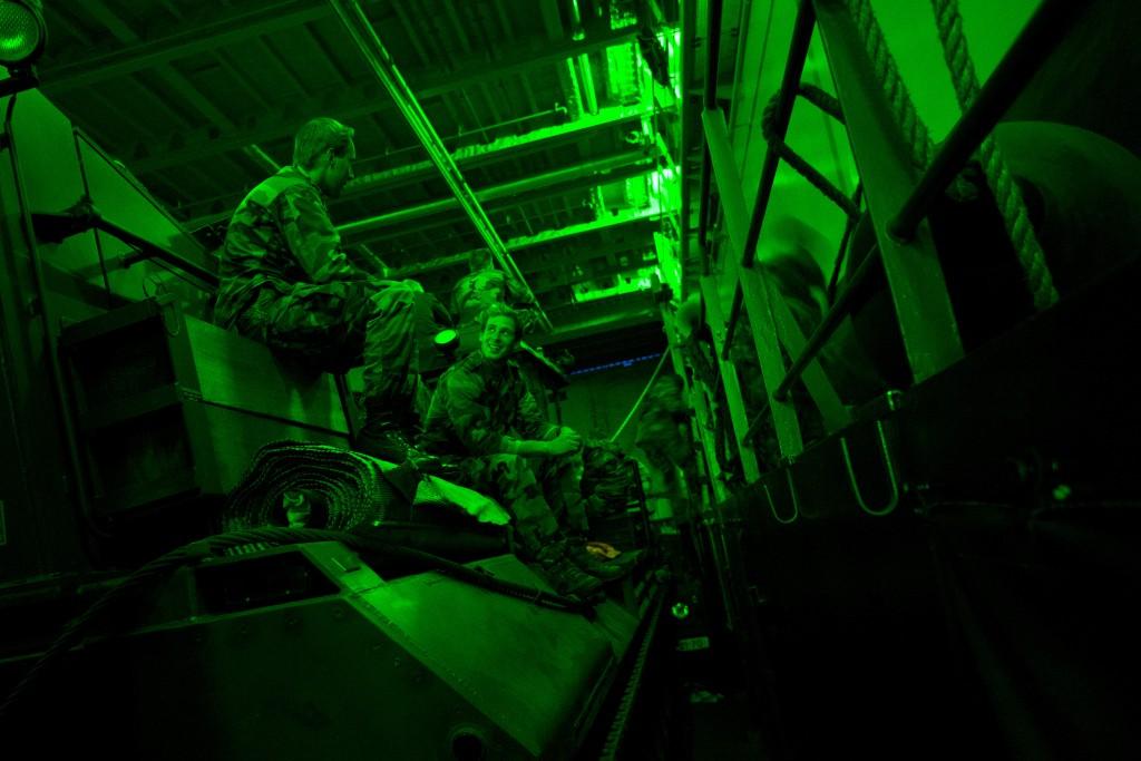 Stridsbåt 90 dockar ut för sista gången. Foto: Mattias Nurmela/Combat Camera/Försvarsmakten