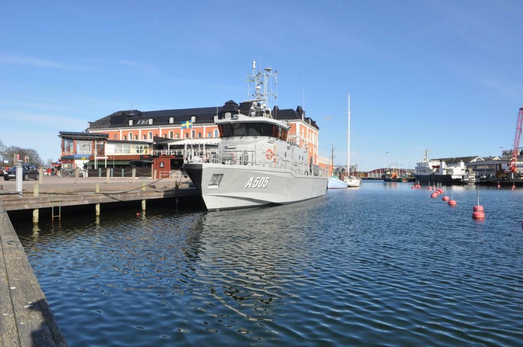 HMS Astrea i Kalmar